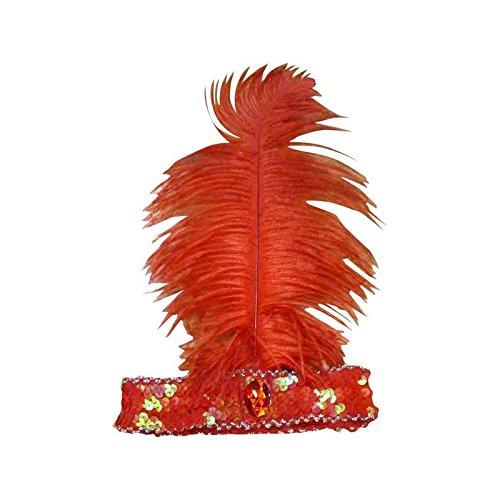 Charleston Rouge Kostüm - HiHat Glitter Band