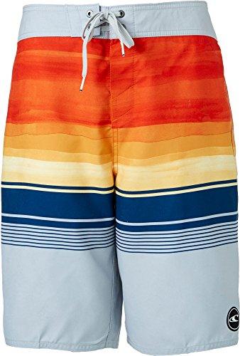 O 'Neill Herren 's Resource Board Shorts, (orange, 38)