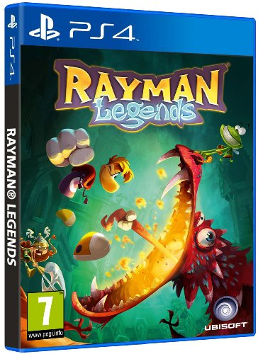 Rayman Legends [AT - PEGI] - [PlayStation 4] Playstation 4-pre-order Games