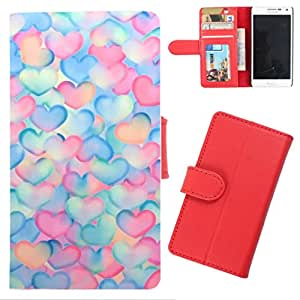 DooDa - For Samsung Galaxy Grand 2 PU Leather Designer Fashionable Fancy Wallet Flip Case Cover Pouch With Card, ID & Cash Slots And Smooth Inner Velvet With Strong Magnetic Lock