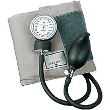 ADC 770-11AG - Esfigmomanómetro aneroide de bolsillo con brazalete de presión arterial para adultos