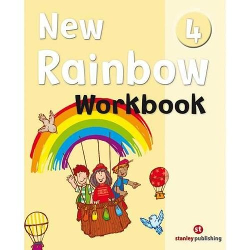 New Rainbow - Level 4 - Workbook - 9788478737888