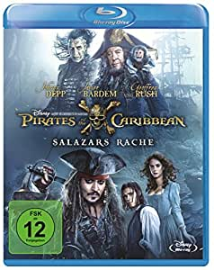 Pirates of the Caribbean: Salazars Rache [Blu-ray]