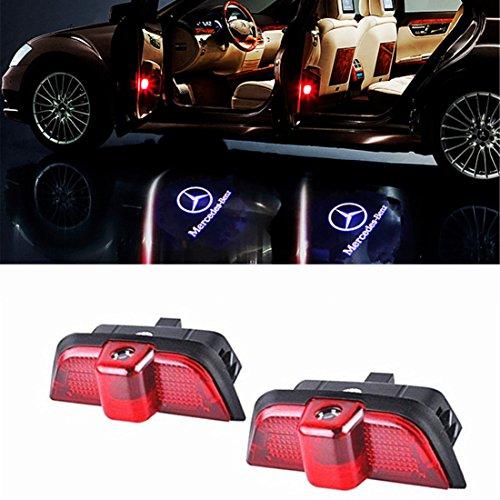 WFB Einstiegsbeleuchtung LED Laser Projektor Door Logo Licht für C260 C300 C200 C280 C230