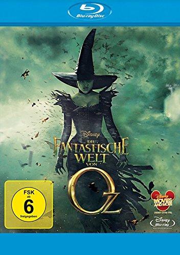 Bild von Die fantastische Welt von Oz (Blu-ray)