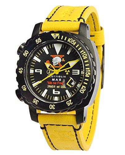 Memphis Belle t12pbk13.d–Orologio colore: giallo