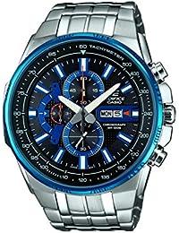 Casio Edifice – Herren-Armbanduhr mit Analog-Display und Edelstahlarmband – EFR-549D-1A2VUEF
