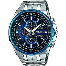 Casio EFR-549D-1A2VUEF Edifice - Reloj Analógico de Cuarzo para Hombre con Correa de Acero Inoxidable