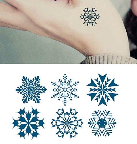 stickers-de-tatouage-temporaire-pour-lart-corporel-flocon-de-neige-temporary-tattoo-body-tattoo-stic
