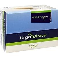 URGOTÜL Silver 5x5 cm Wundgaze 60 St preisvergleich bei billige-tabletten.eu
