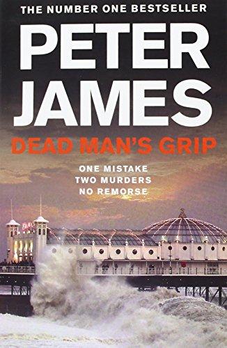 Dead Man's Grip (Roy Grace 7)