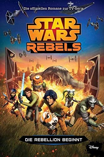 Star Wars Rebels: Die Rebellion beginnt