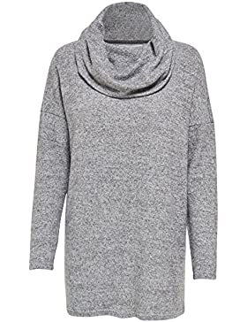 Only Onlida L/S Long Pullover Knt, suéter para Mujer
