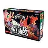 Image for board game Dungeons & Dragons Dungeon Mayhem Card Game: Monster Madness