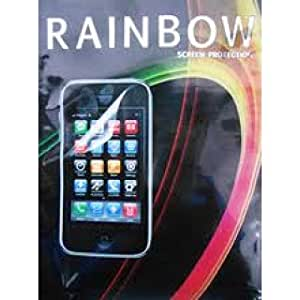 Rainbow Clear Screen Guard/Protector For Sony PlayStation PSP (all models)