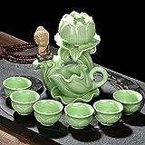 HYW Halb-Automatische Tee-Set Kung Fu Faule Tee Keramik Kreative Tasse Gesetzt Nach Hause Einfach,Ein