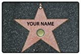 CUSTOM HOLLYWOOD WALK OF FAME CAR AIR FRESHENER - MUSIC CATEGORY
