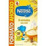 Nestlé Papillas Alimento Elaborado A Base de Cereales - 900 g