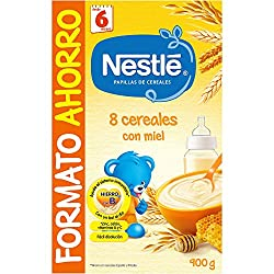 NESTL Papilla 8 cereales...