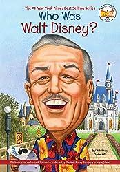 Who Was Walt Disney? (Who Was...? (Paperback))