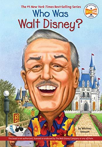 Who Was Walt Disney? (Who Was?) (English Edition) PDF Books