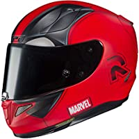 HJC 13347107 Casco de Moto, Deadpool 2 Marvel, Talla S