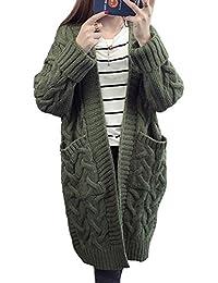 begrenzter Preis geschickte Herstellung guter Verkauf Suchergebnis auf Amazon.de für: dicke strickjacken damen ...