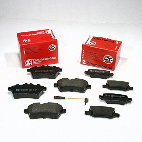 Bremsbackensatz HINTEN 200mm fur AUDI 100 Avant 80 COUPE 90 100