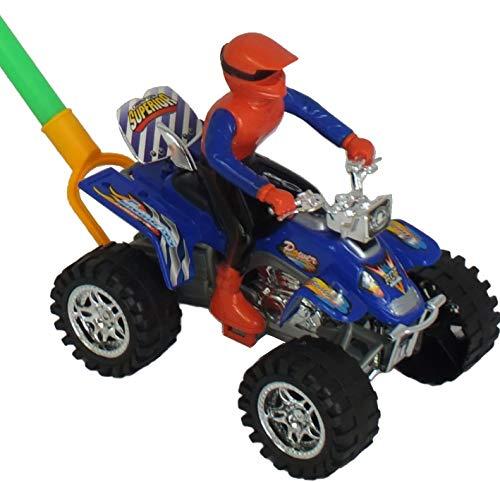 TMD-Line Kleinkind Spielzeug Schiebe Quad Motorrad
