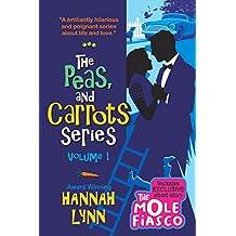 The Peas and Carrots Series Boxset: Volume 1 - Books 1-3