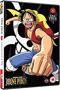 One Piece Collection 1 (Episodes 1-26) [DVD]