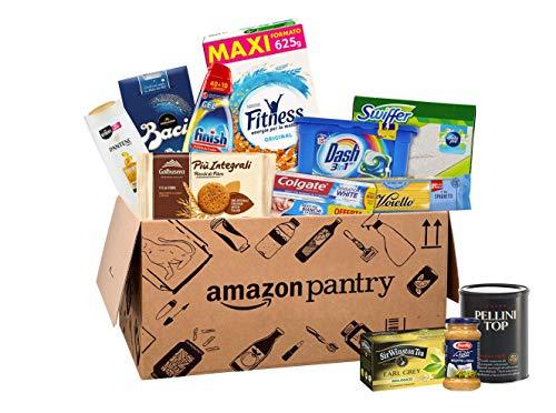 Pantry essentials - 12 prodotti tra i più venduti su amazon pantry