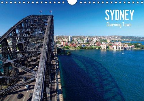 Sydney - Charming Town (FL - Version) (Wandkalender 2015 DIN A4 quer): Die bezaubernde australische Küstenstadt (Monatskalender, 14 Seiten)