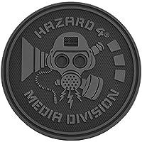 Hazard 4 Rubber Patch Media Division Blackops, Schwarz preisvergleich bei billige-tabletten.eu