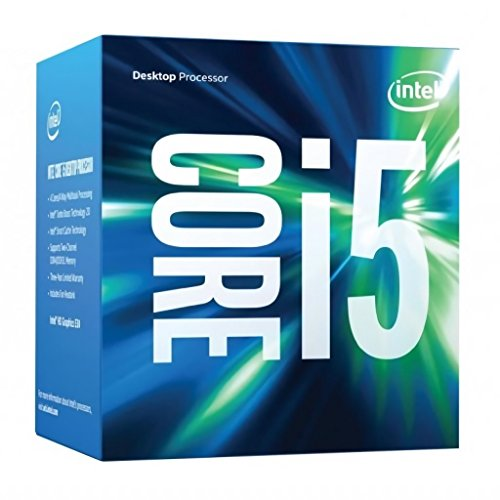 Intel Core i5-6500, 3.2 GHz (Turbo Boost 3.6 GHz), 4 Kerne, 6 MB Cache Socket 1151 (Zertifiziert)