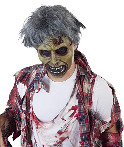 Zombies Mascara Maldito, (Rubies S3191)