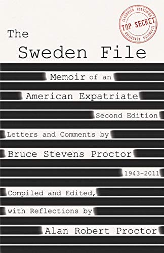 The Sweden File: Memoir of an American Expatriate (English Edition ...