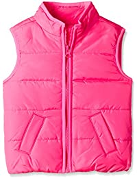 The Children's Place Baby Girls' Jacket (20674921001_Neon Berry_2 Years)