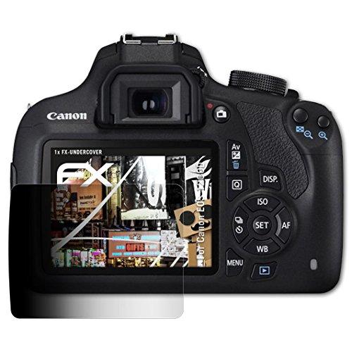 ilter kompatibel mit Canon EOS 1200D / Rebel T5 Blickschutzfolie, 4-Wege Sichtschutz FX Schutzfolie ()