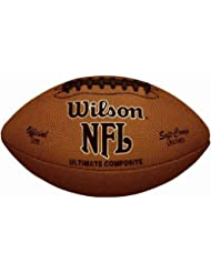 WILSON TEAM SPORTS - NFL Ultimate Composite Official Size Football