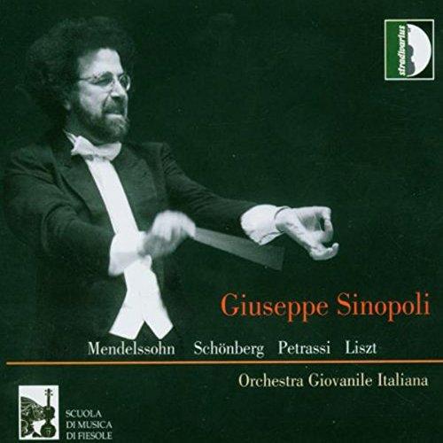 Le Ebridi/ 5 Pezzi per Orchestra Op.16/ Frammento/ Orpheus/ Tasso. Lamento e trionfo+