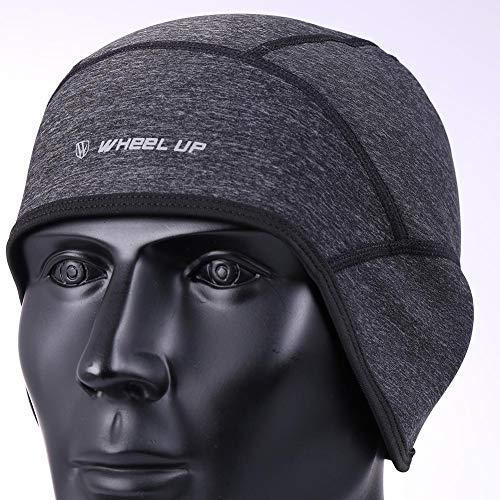 Sue Supply Mütze unter Helm Herren Bike Warm Cap Helm-Unterziehmütze (Ski-mütze Für Unter Den Helm)