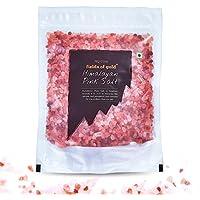 PRISTINE Fields of Gold Himalayan Pink Salt Granules -500gm (Pack 1)