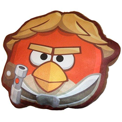 Angry Birds Star Wars Kissen, Design Luke Skywalker (skybrands 812399) (Angry Bird Kissen)