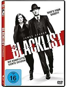 The Blacklist - Die komplette vierte Season [6 DVDs]