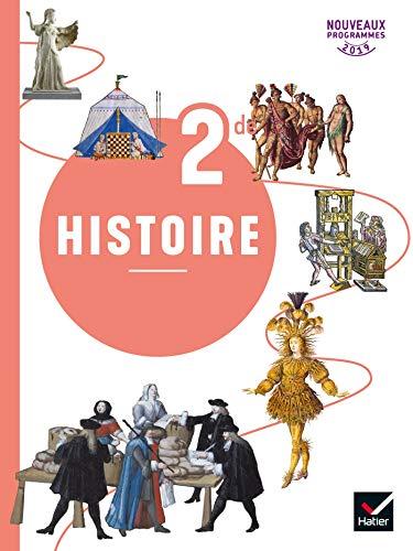 Histoire 2nde : Livre de l'élève