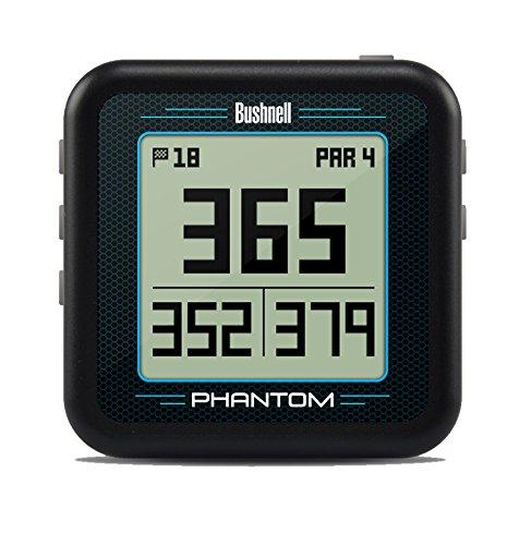 Bushnell Phantom Golf GPS, 368820, Schwarz,
