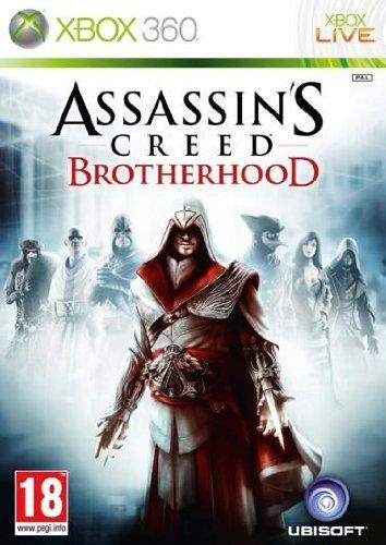UBISOFT Assassin's Creed: Brotherhood [XBOX360] (Englischsprachige Version)