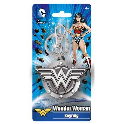 Wonder Woman Logo Key Chain