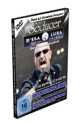 M'Era Luna 2012 - Der Film, Teil 1 mit über 6,5 Stunden Spielzeit + Sonic Seducer 12-12/01-13, Bands: The Cure (Titel), Depeche Mode, ASP, Blutengel, Letzte Instanz, Corvus Corax u.v.m.